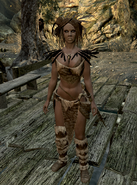Kaie Forsworn Headdress