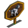 Barn Dog Mastery Sign-icon