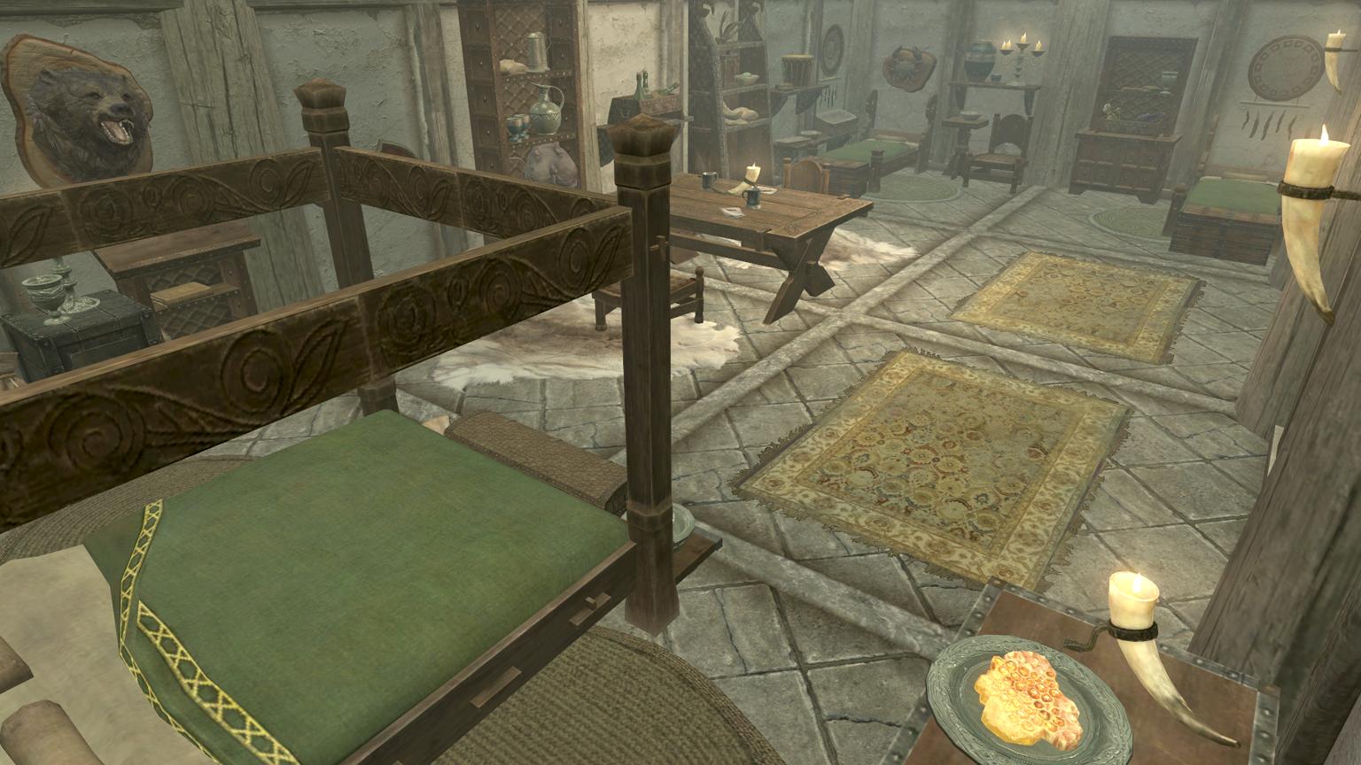 Bedrooms The Elder Scrolls Wiki