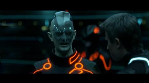 Tron Legacy (2010) - Clip Give You a Hint