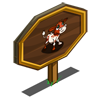 Pineywoods Calf Mastery Sign-icon
