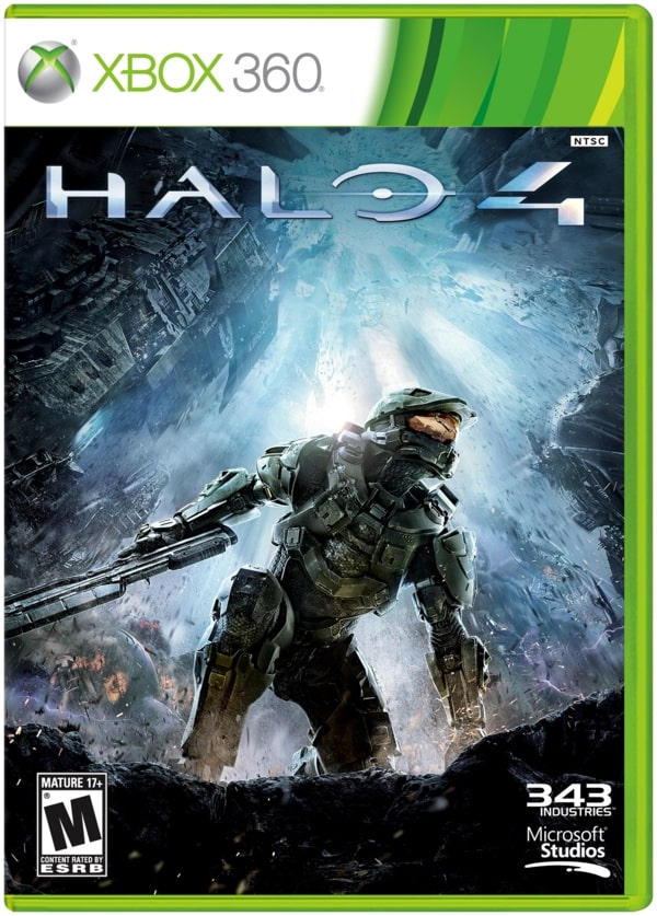 Halo 4 halo nation the halo encyclopedia halo 1 halo 2 halo