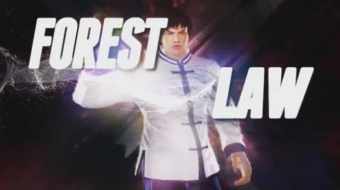Tekken Tag Tournament 2 Forest Law Arcade Ending