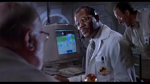 Jurassic Park - Debugging the phones