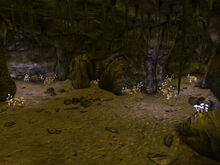 Walking Box cavern north