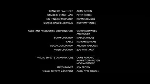 Batman Begins - end credits Part 3