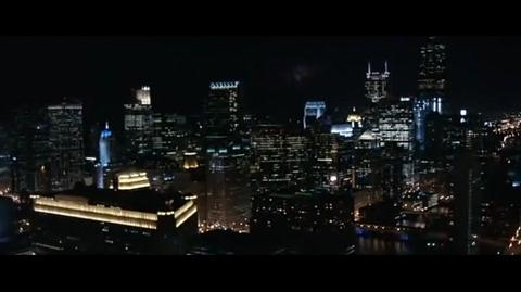 Batman Begins - At Gordon's apartment