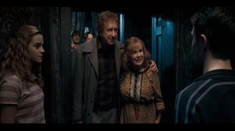 Harry Potter and the Order of the Phoenix - Welcoming Harry Back