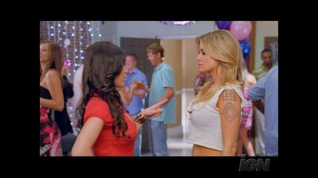 Disaster Movie Movie Clip - Wrestling Divas - Carmen Electra Intro