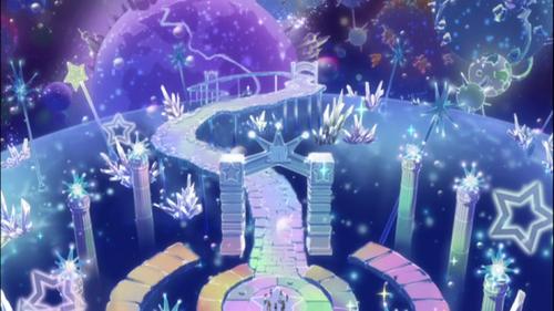 l Loja l Chaves Celestiais Mundo_Celestial_Anime