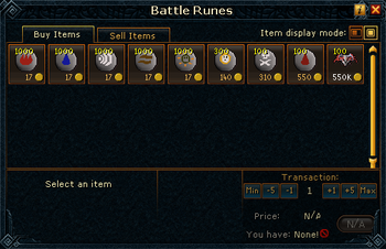 Battle Runes shop stock2