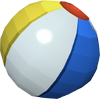 Beach ball detail