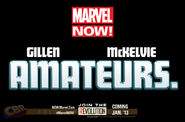 MARVEL NOW! - Amateurs.