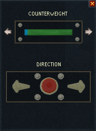 Catapult fire controls