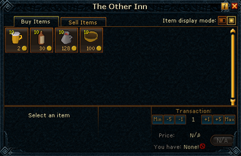 The Other Inn stock