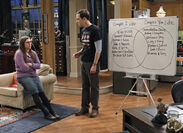 TBBT 6x5 The Holographic Excitation Sheldon and Amy 2