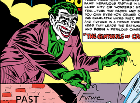 Joker-The Centuries of Crime