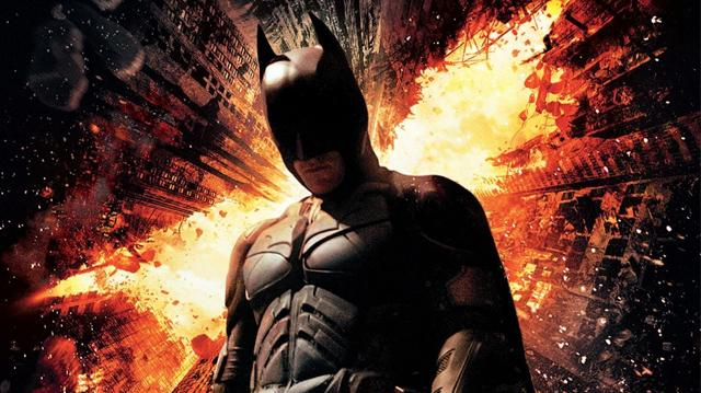 The Dark Knight Rises - Blu-ray Trailer
