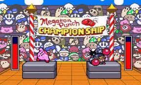 Kirby y el Laberinto de los Espejos Pu%C3%B1o_megaton