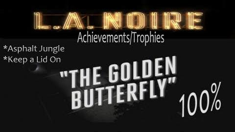 LA Noire - Gameplay Walkthrough Part 5 Golden Butterfly