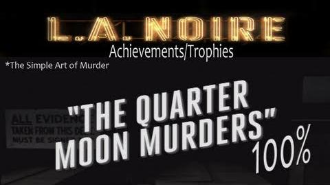 LA Noire - Walkthrough Part 9 Quarter Moon Murders Gameplay