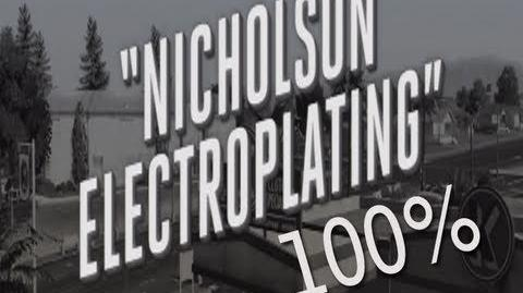 LA Noire - Walkthrough Nicholson Electroplating DLC Gameplay Case 20