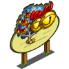 Giant Jingle Bell Tree Mastery Sign-icon