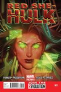 Red She-Hulk Vol 1 61