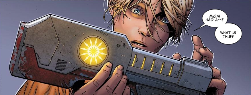 Peter quill earth 616 marvel now point one vol 1 1