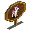 American Unicorn Foal Mastery Sign-icon