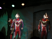 Ultraman Hs trio