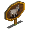 African Donkey Mastery Sign-icon