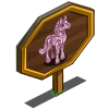 Alexandrite Horse Mastery Sign-icon