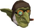 Goblin goggles chathead