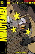 Before Watchmen Minutemen Vol 1 4