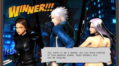 UMVC3 Vergil Quotes (W Eng & Jap Voices)