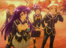 Medaka&#39;s Student Council