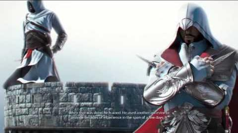 Assassin's Creed III Desmond Trailer