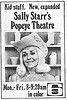 WFIL-TV's Sally Starr's Popeye Theatre Video Promo From 1969