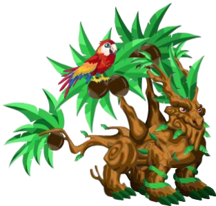 Dragón Tropical - Wiki Dragon City