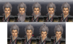DW7E Male Accessories - Slot 2