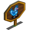Nightmare Chicken Mastery Sign-icon