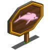 Pink Dolphin Mastery Sign-icon