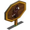 Postier Brenton Foal Mastery Sign-icon