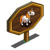 Zesty Pony Foal Mastery Sign-icon