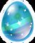 Huevo del Dragón Cristal