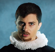George Watsky as William Shakespeare