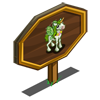Fairy Unicorn Foal Mastery Sign-icon