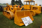 International 500D crawler loader at Belvoir 2012 - IMG 0568