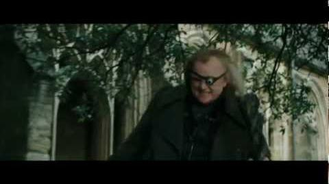 Harry Potter and the Goblet of Fire - Alastor Moody v.s